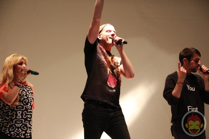 Pentatonix(ペンタトニックス)の川崎ラゾーナライブ