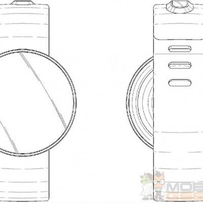 Samsung Round Watch