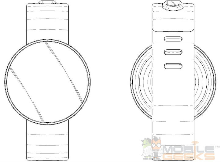 Samsung Round Watch