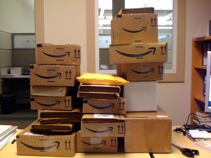 Amazon damage