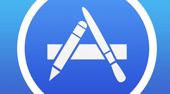 App store record sales