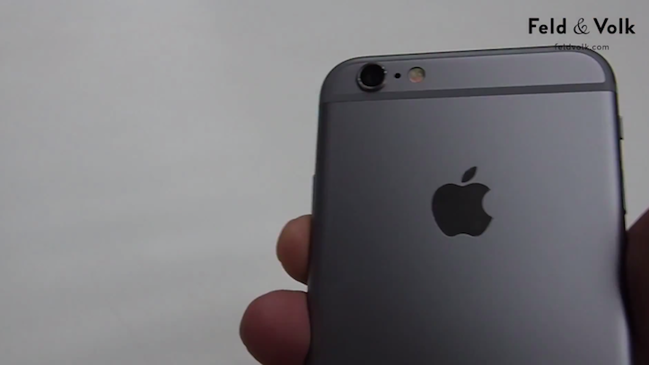 Feld & Volk iPhone 6 Hands On