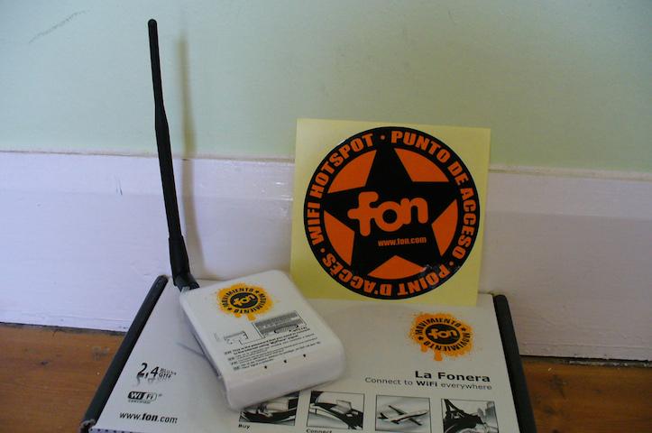 Free wifi fon