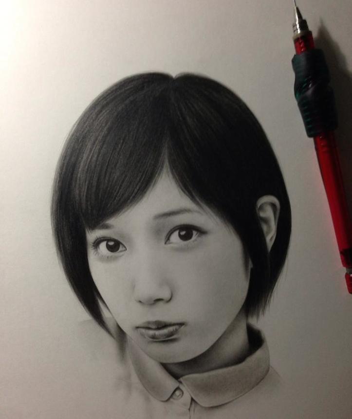 本田翼さんのイラストが上手すぎる