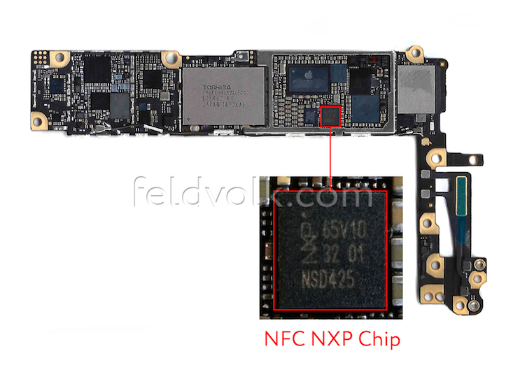 IPh6 motherboard5