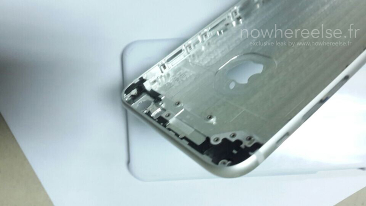 IPhone 6 Airのバックパネルの写真が大量にリーク