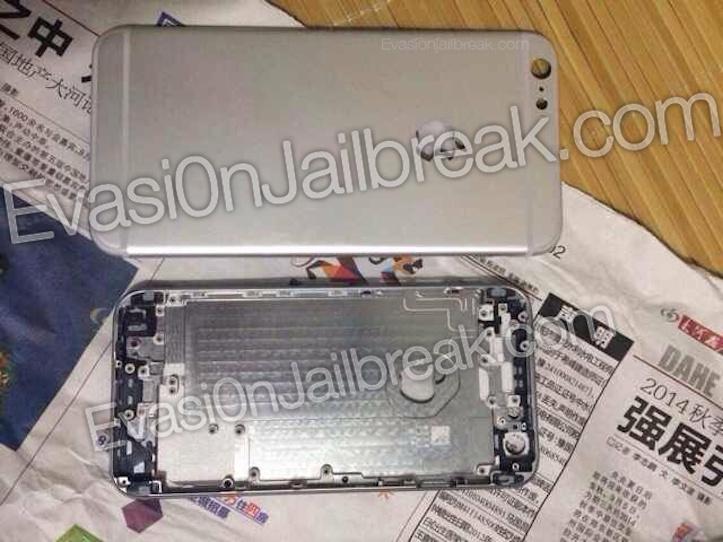 iPhone 6 4.7インチ・5.5インチモデル比較