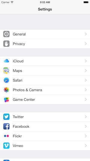 iPhone6 414x736 settings