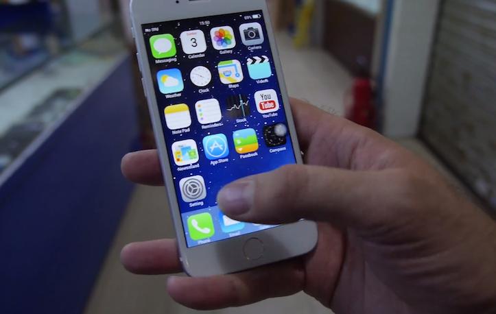 iPhone 6 Sapphire Glass