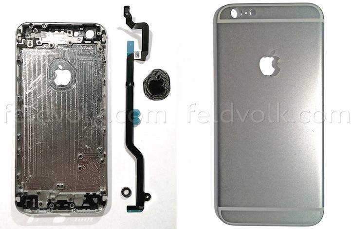 iPhone 6のパーツ