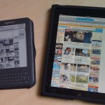 Kindle Fire and iPad
