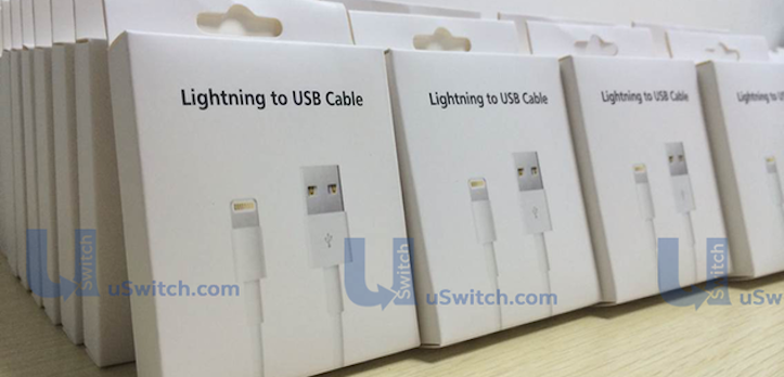 Lightning reversible usb cable