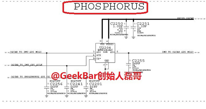 M8 phosphorus