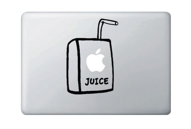 Mac juice top
