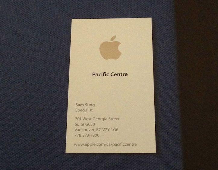 元Apple従業員、Sam Sungさん