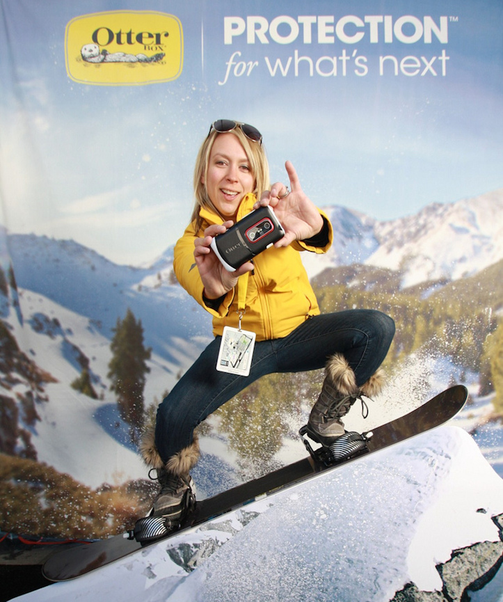 Otterbox poster