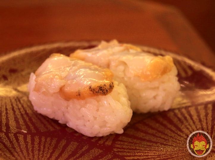 ヒカリエの回転寿司「三浦三崎港 恵み」