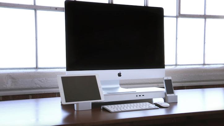 Uniti desktop after