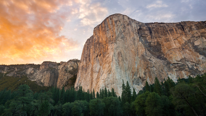 Yosemite beautiful wallpapers