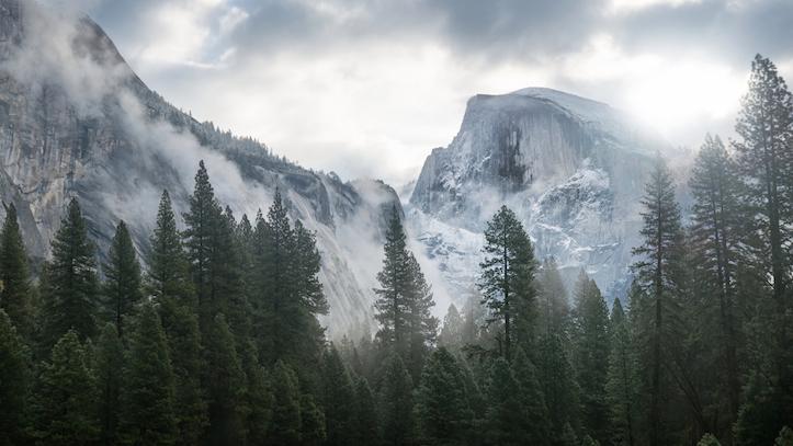 Yosemite beautiful wallpapers
