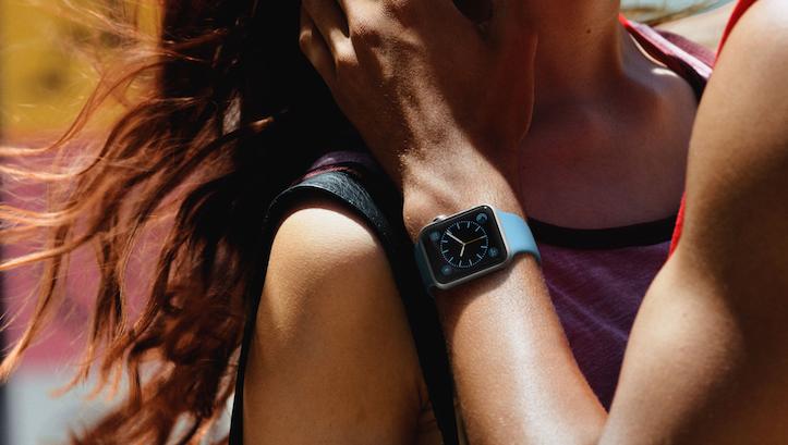 Apple watch in testing