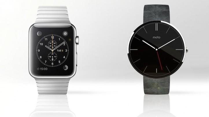 Apple watch vs moto 360