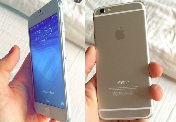 iPhone 6 ios lock screen