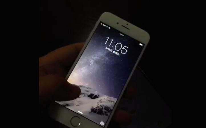 iPhone 6 model