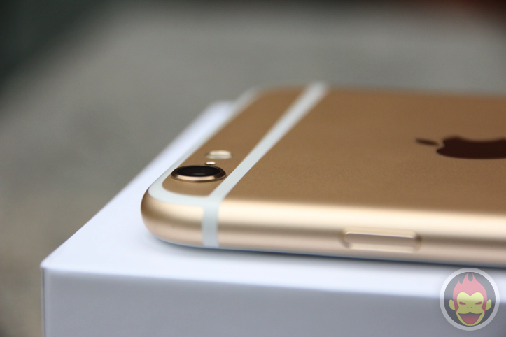 iPhone 6 Plusゴールド128GBモデル