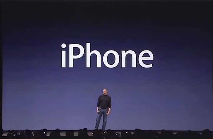 iPhone in 6 years