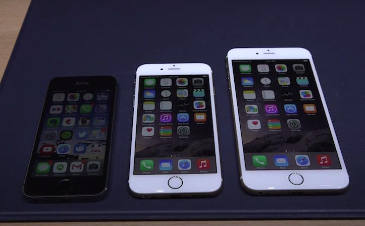 iPhone 6 Plusの大きさを考える