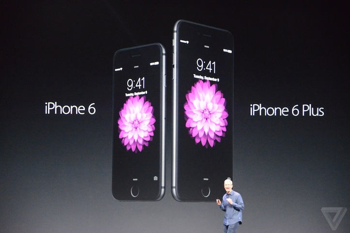 iPhone 6・iPhone 6 Plus