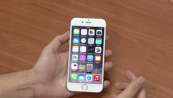 Iphone6 hands on 1