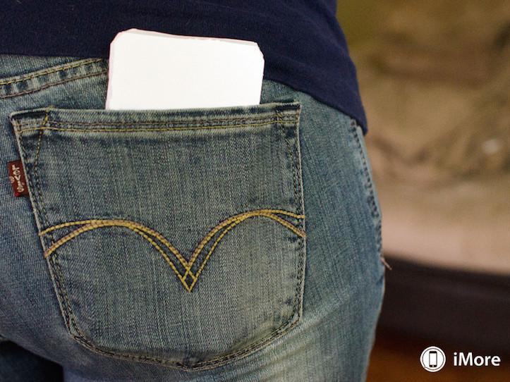 Iphone6plus mockup back pocket