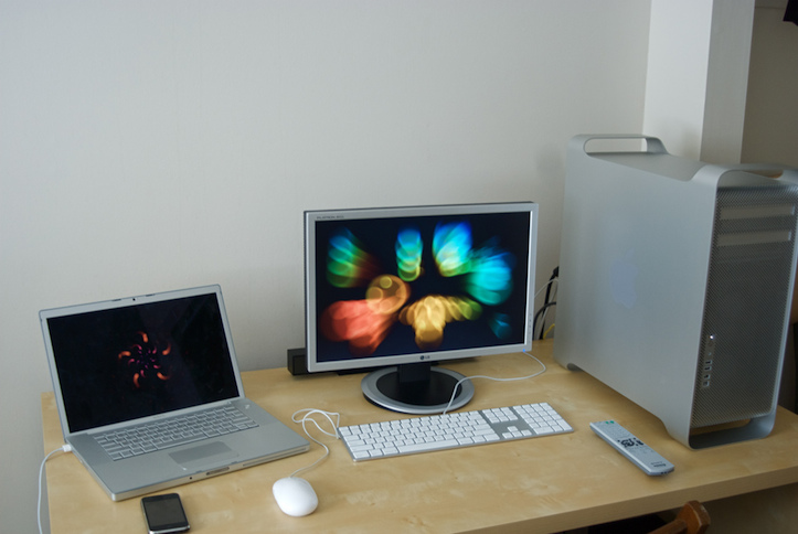 Mac workstation