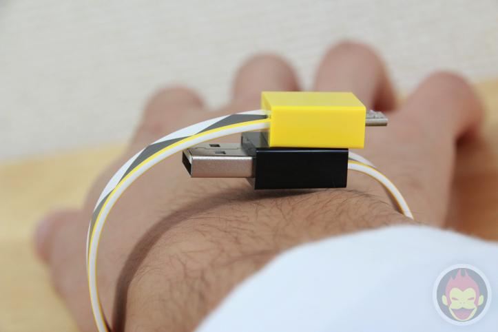 【レビュー】Mohzy Loop USB Cable