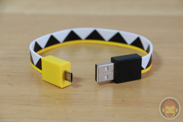 【レビュー】Mohzy Loop USB Cable