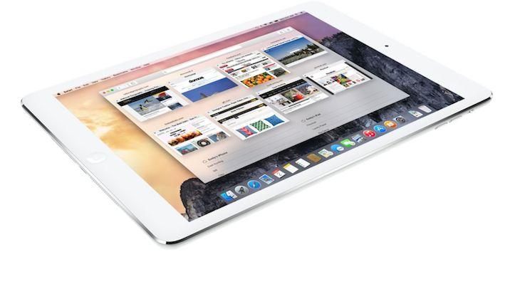 OS X iPad
