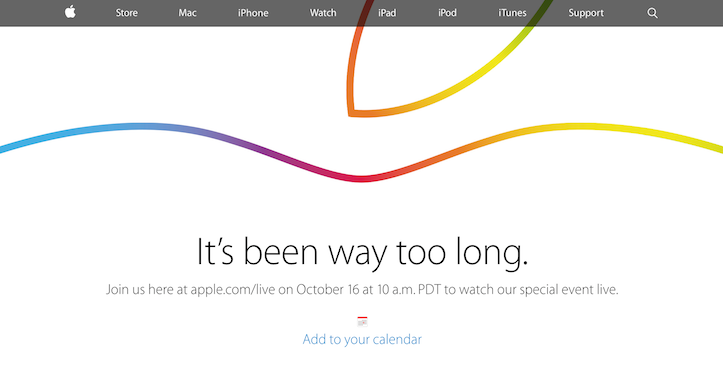 Apple to live stream event