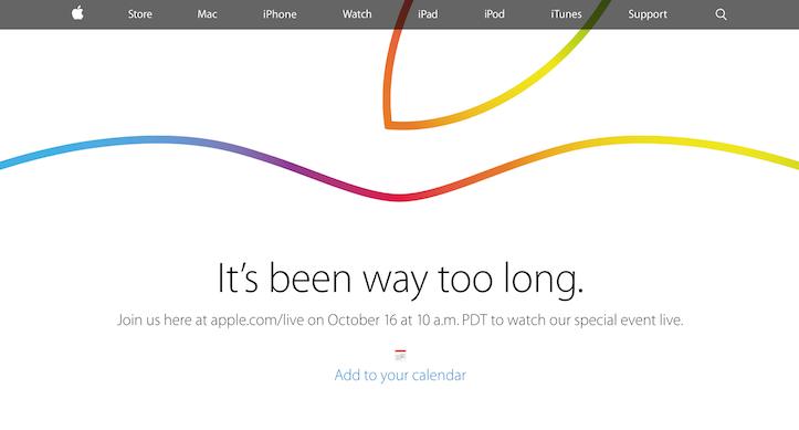 Apple to live stream event