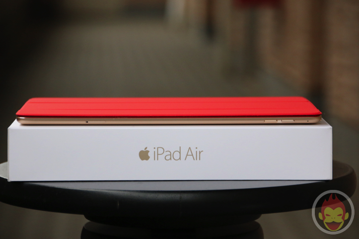 【レビュー】iPad Air 2用Smart Cover