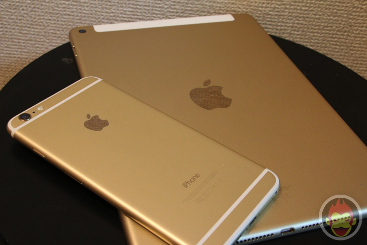 Iphone 6 plus ipad air comparison