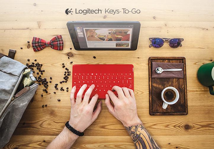 Logicool Keyboards for iPad Air 2