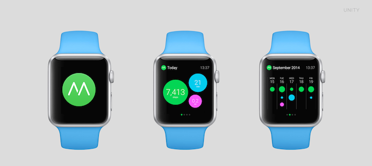 Moves on Apple Watch
