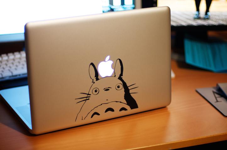 Totoro Mac