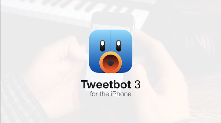 Tweetbots 3 for twitter