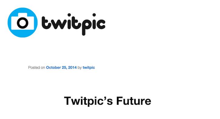 Twitpic future