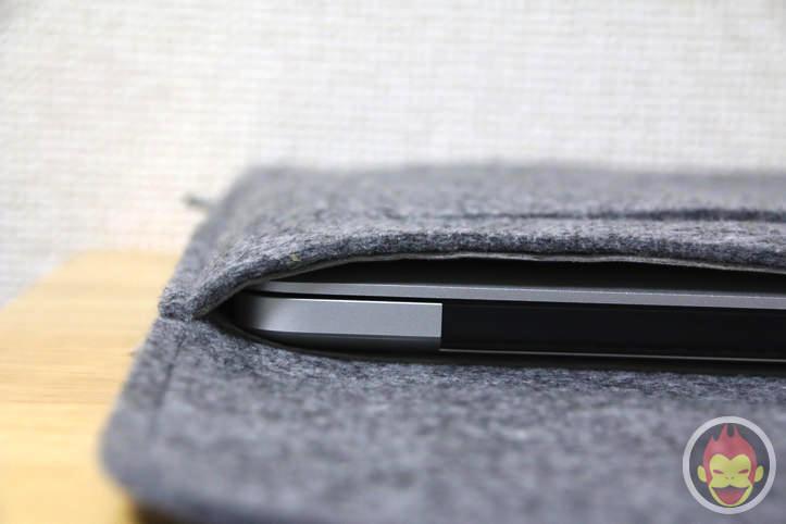 Inateck 15.4Inch インナーケース MacBook Pro Retina/ウルトラブック/ネットブック用 プロテクターケース