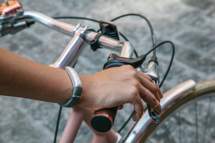 Jawbone up3 bike