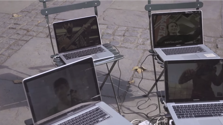 Macbook orchestra